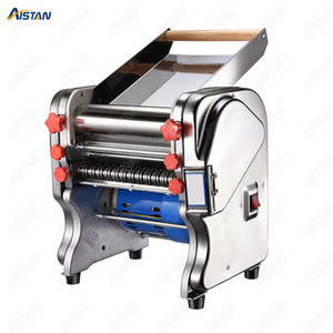 FKM240 Pâte à pâte à rouleaux en acier inoxydable à rouleaux en acier inoxydable Pâte de nouilles Machine de boulette de pâte de pâte 220V rouleau et lame modifiable