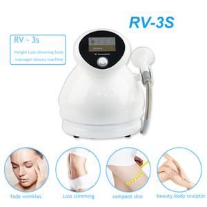 Portatile 3 in 1 photon rf vacuum therapy machine RV-3S per gli occhi, viso e corpo trattamento