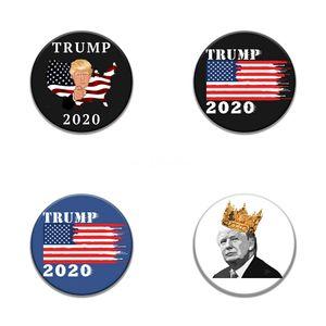 2020 Moive The Joker desenhos animados Pin Broche esmalte engraçado Trump emblema Backpack Denim pinos de roupa e do presente Broches para mulheres e homens Fans # 308