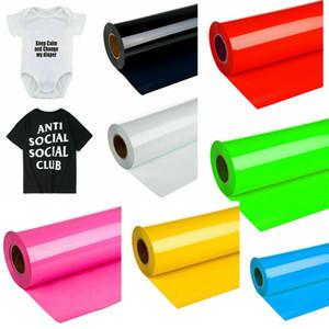 """Brand New Chrome Heat Transfer vinyle Laser HTV Feuilles T-shirt 20"""" Wide Iron Heat Press"""