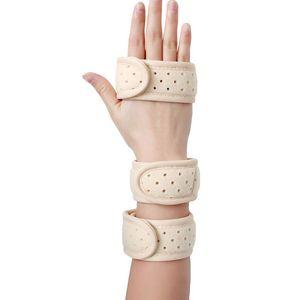 Palms Wrist Arm fracture fixed gear can adjustable, finger metacarpal bone fracture splint wrist finger support instead of gypsum
