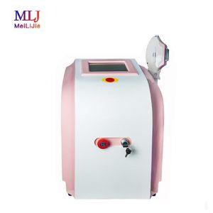 E-luz 360Magneto-óptico portátil ipl SHR máquina de depilación rápida y efectiva eliminación del vello sin dolor