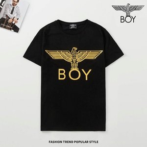 T-shirt Moda 20ss nuovo di estate degli uomini di lusso camicetta comodo respirabile cotone T-shirt in cotone T-sh di stampata delle donne di alta qualità