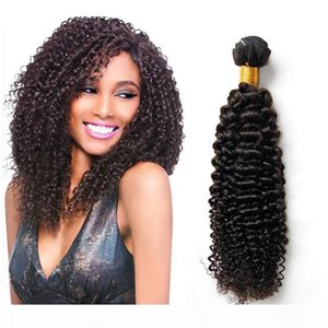 Brazilian Curly Virgin Hair 8A Peruvian Malaysian Indian Cambodian Filipino Russian Mongolian Deep Kinky Curly Remy Human Hair Weave Bundles