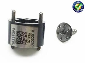 1pc Válvulas de control completamente nuevas 28239295 Negro 9308-622B 28278897 9308Z622B Euro4 para válvulas de inyector de riel común diesel