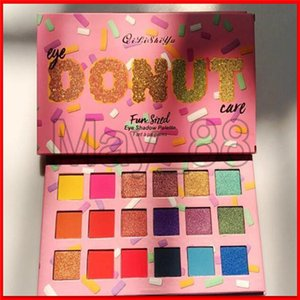 2020 Popular Beauty Eye Makeup Eyeshadow 18 Colors Eye shadow Textured Eye Shadow Palette Matte Shimmer Nude Shadows