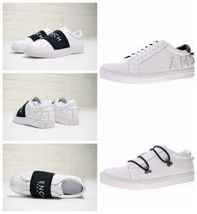 Givenchy 2020 New Designer Shoe Fashion Luxe Chaussures Femme imprimer Homme cuir à lacets extra-grande plateforme unique Sneakers Blanc Noir Chaussures Casual