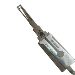 أدوات لى شى قفال VAG2015 HU162T8 2 في 1 قفل اختيار وحدة فك الترميز لVW GOLF POLO 2015 قفل السيارة