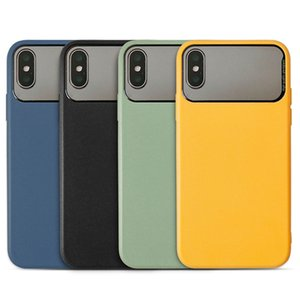 Luxury Soft TPU Mirror Case Cover For iPhone 11 Pro Max 8 7 6 Plus Silicone Protector Shell Candy Color