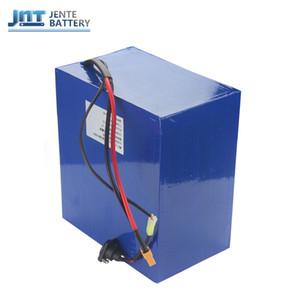 Il trasporto libero in batteria al litio ricaricabile UE US AU 72v 30AH pacco batteria impermeabile per 1000w / 1500w / 3000w motore + BMS + Charger