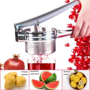 Alta qualidade manual Laranja Limão Juicer Imprensa pequeno romã Squeezer Presser Multifuncional batata Ferramentas Masher cozinha