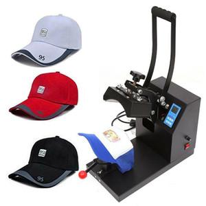 Transferência Digital Golf Hat Cap calor máquina da imprensa do calor da máquina DIY padrão da cópia