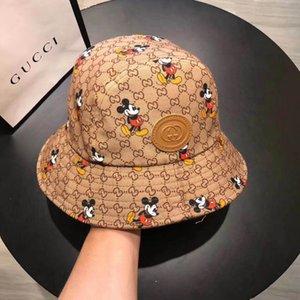 Cuatro estaciones para hombre diseñador de la mujer casquillo de la manera Marca Tacaño Brim sombreros respirable ocasional Equipada playa de sombreros de alta calidad