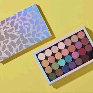 Novità di trucco Palette Set Marca 28 colori Ombretto Con rimovibile Magnetic Tray ferro di alta qualità Shimmer Occhi Cosmetics