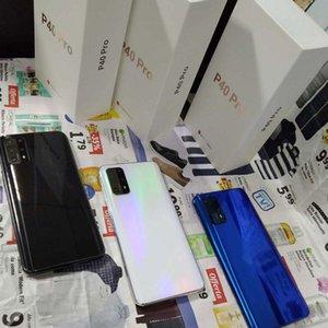 잠금 해제 Goophone P40 Pro는 6.5 인치 휴대 전화 1기가바이트 + 8기가바이트 표시 5백12기가바이트 ROM 안드로이드 휴대 전화 VS I11 프로 최대 20U