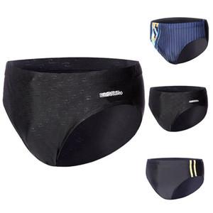 Nova marca Boy Swim Trunks mens ternos Sexy Swim Boxer criativo Swim Trunks Maillot de bain Beach Wear New