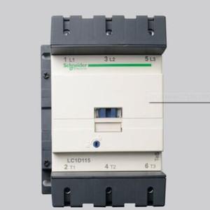 Оригинальный контактор Schneider LC1D11500F7C Бесплатная ускоренная доставка Новый в коробке