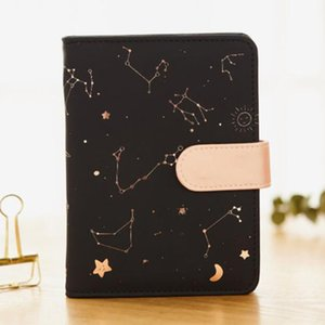 Notebook Kawaii Constellations Pu Cover Schedule Book 2020 Diary Weekly Planner Notebook School Office Supplies Stationery