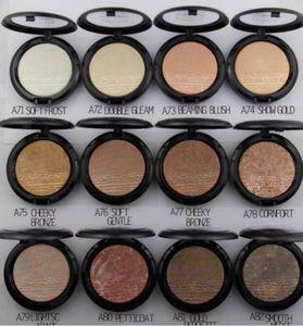 Бесплатная доставка бренд Щеки Bronze мягкий и нежный макияж Новые продукты минерализирует SKINFINISH порошок 9g