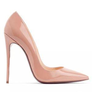 femmes fond rouge pompes hauts talons peep toe Stiletto chaussures habillées plate-forme de paillettes brevet pompe en cuir véritable chaussures de mariage sexy