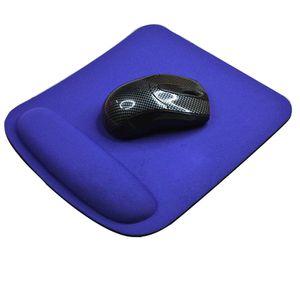 cases2010 Comfort Mouse Mat Gaming Mousepad mit Gel-Handgelenkauflage Unterstützung Anti-Rutsch-Schreibtisch Mauspad für Computer-Maus