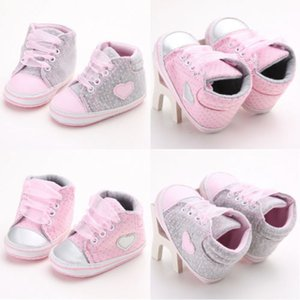 Baby Kid Girl Shoes Infant Cotton Crib Shoes Soft Anti-slip Cute Shoes 0-18M