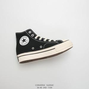 Converse All Star Chuck 1970s nero Hi piattaforma scarpe da corsa Taylor 1970S tela di canapa delle donne degli uomini moda scarpe da ginnastica bianche Chaussures Casual