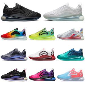Nike air max 720 720s Be True zapatillas para correr para hombre mujer Pride triple atardecer negro Easter Pack Athletic entrenadores para hombre zapatillas deportivas corredores