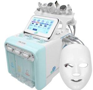 أحدث الصغير فقاعة الماء الأكسجين الوجه الجلد تجديد mouisture مزيل التنظيف العميق microdermabrasion الهيدروجين آلة التجميل