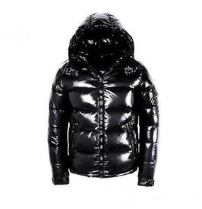 Mode Hommes Femmes Veste Casual Manteau bas Mens extérieur robe de plumes chaud homme Manteaux d'hiver outwear vestes parkas