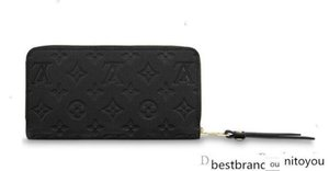 Zippy Wallet M61864 Shows Exotic Iconic Bags Clutches Evening Chain Wallets Purse