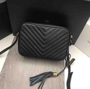 neue Top-Luxus-Kameratasche, beliebte Designer-Kameratasche, moderne Luxus-Umhängetasche, Trainer Handtasche der Frauen, Südafrika Original