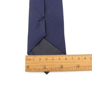 Men's Tie&Cufflinks Set 6cm Groom Formal Narrow Ties Solid Color Vintage Fashion Handkerchief DIY Braided Wire Buckle Cuff Link