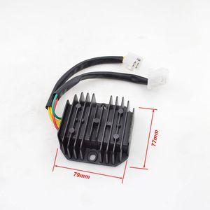 Pour Honda CH125 CH 125 125cc Moto 5 fils Régulateur Rectifieur de voltage Pièces de rechange