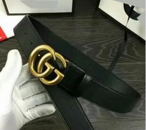 2020 La qualité est la qualité garantie absolue ceinture vachette ceinture double de luxe en cuir boucle de ceinture est spécialement conçu pour les hommes et fem