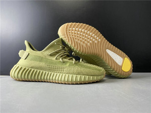 New US Exclusive Sulfur Basketball Designer Shoes Lightweight Kanye West Fashion Chaussures Trainers High Quality Ship With Box
