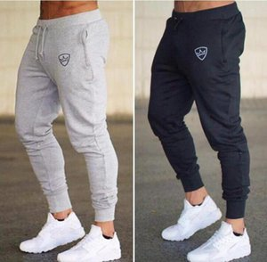Mens Fashion Casual Letter Trousers High Quality Comfortable Sweatpants New Arrive Sport Gym Pants 10 Colors 2020 Hot Sale