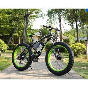 fuente de la fábrica del motor 350w 26 pulgadas de grasa ebike eléctrico moto 36v