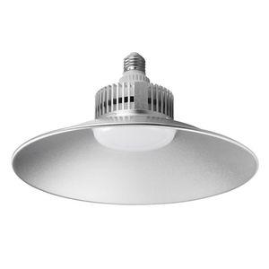 Lámpara de 100W LED brillantes luces de ovnis Minería sombrero de paja de ahorro de energía Fxiture luz para Almacenes Garaje Lámpara colgante
