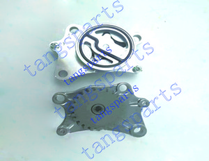 S3L Oil Pump For Mitsubishi excavator tractor loader forklift crane garbage diesel engine kit repair parts