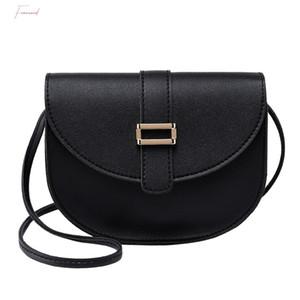 Arch Bridge Semi Circle Ladies Crossbody Bag Comfortable Fashion Women Casual Girls Ladies Pattern Handbags Shoulder 2020