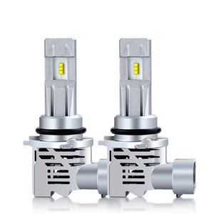 2pcs M3 Car Waterproof LED Headlight Bulbs Kit 110W 6500k branco para Car Truck SUV 9V-32V