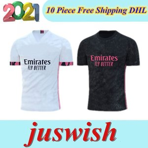 REAL MADRID SOCCER JERSEY 20 21 HAZARD SERGIO RAMOS BENZEMA VINICIUS 2020 2021 camiseta football shirt uniforms men + kids kit jersey