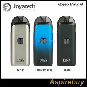 Original Joyetech Atopack Kit Magia 1300 mAH Atopack bateria Mágica Embutido Com 7 ML Atopack Magia Pod Cartucho Inovador Bobina NCFilm