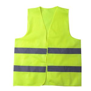 Bande réfléchissante haute sécurité de la circulation Gilets de visibilité Gilet pour Éboueur adjoint de la police Vêtements de travail LJJA3545-10
