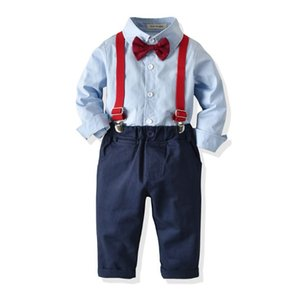 baby clothes boy Tracksuit Set fashion Spring Autumn Cartoon clothing top and pants New Fashion