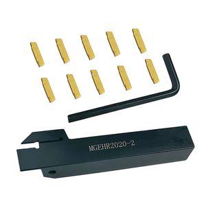 Metallo MGEHR2020-2 Tornio CNC scanalatura Filettatura Turning Holder Cut-Off strumento