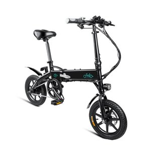 (EU 입하!) Youpin FIIDO D1 접는 전기 오토바이 자전거 세를 타고 모드 10.4AH Ebike 250W 모터 25km/h 25-40KM 범위 전기 자전거