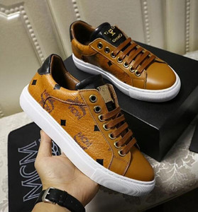 Nueva Moda mujeres y hombres zapatos casuales de cuero zapatillas de deporte Estudiantes zapatos unisex Ejecución de zapatos de alta calidad TSS526
