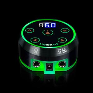 2018 Nuovo Mini Critical AURORA LED Touch Pad Alimentazione Tatuaggio - TPS12 #
